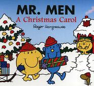 Mr. Men - A Christmas Carol cover