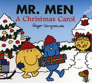 Mr. Men - A Christmas Carol