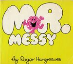 Mr. Messy 1980's cover
