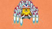Rocketchairblast-off