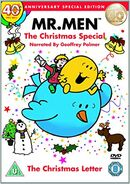 Mr. Men Christmas Letter DVD Special Anniversary Edition