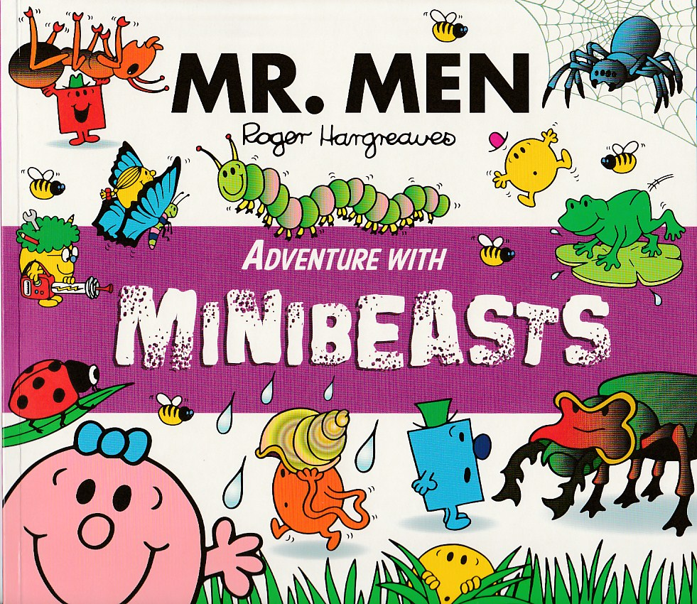 Mr. Men - Adventure With Minibeasts