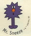 Mr Sneeze-7A