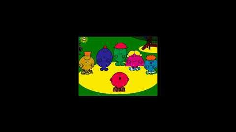 Mr Men - Discover Computers with Mr Forgetful - Night Music