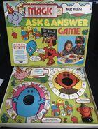 Mr magic board game