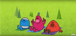 Mr. Bump Mr. Scatterbrain and Mr. Rude
