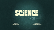 Science Title Card