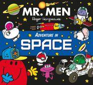 Mr. Men Adventure In Space cover