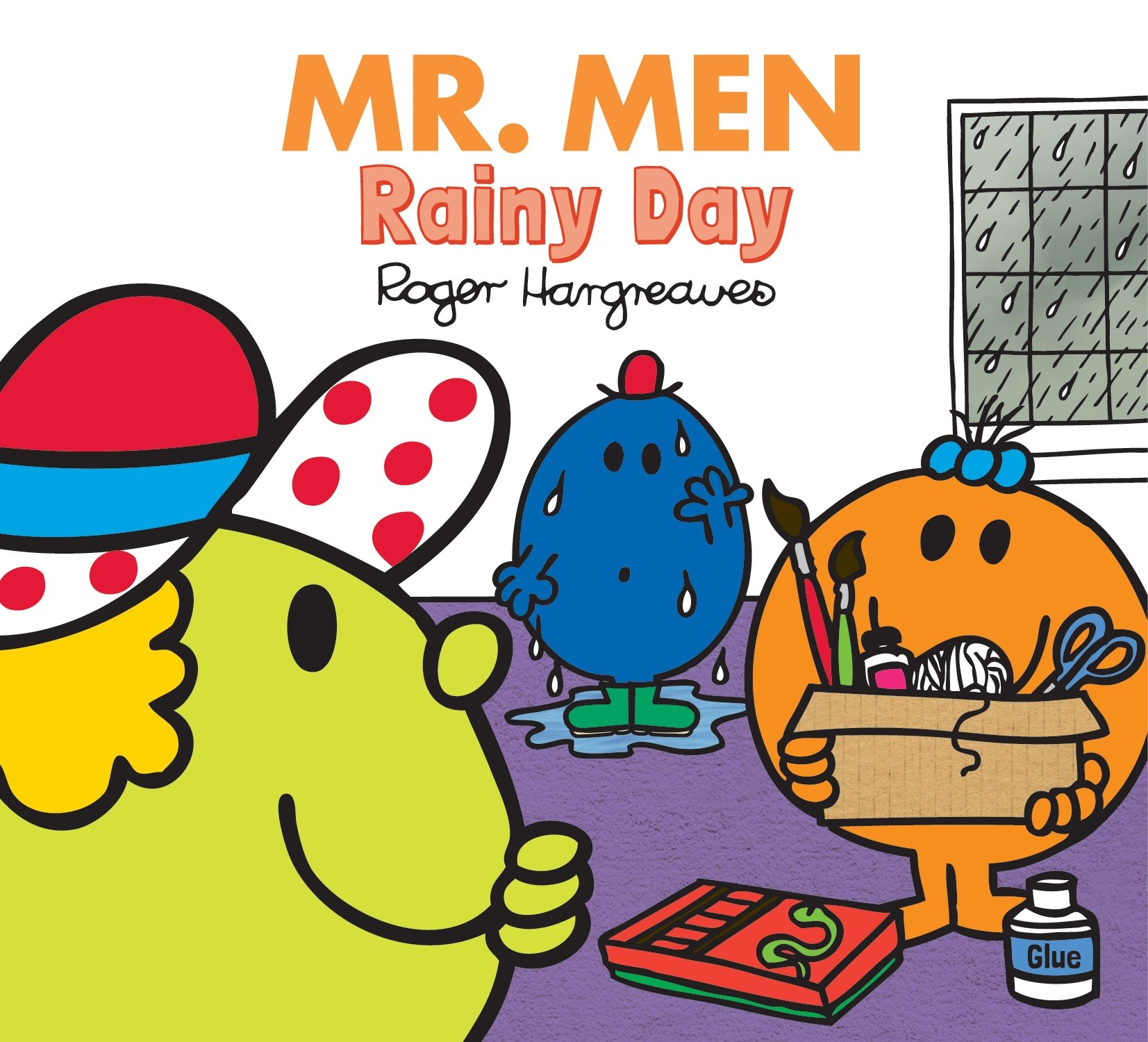 Mr. Men - The Rainy Day