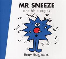 Mr. Sneeze and his Allergies
