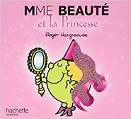 Little Miss Splendid and the Princess French Cover