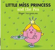 Little Miss Princess and the Pea 1