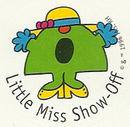 LITTLE MISS SHOW-OFF 2A