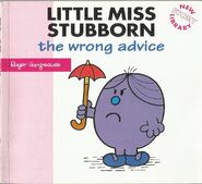Little Miss Stubborn and the Wrong Advice 1
