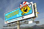 Billboard Daredevil IN-SITU 864