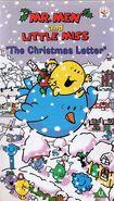 Mr. Men Christmas Letter VHS cover