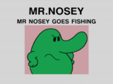 Mr. Nosey Goes Fishing/Gallery