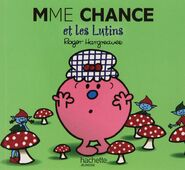 Little Miss Lucky and the Naughty Pixies French Cover