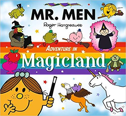 Mr. Men - Adventure in Magicland