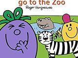 Mr. Men go to the Zoo