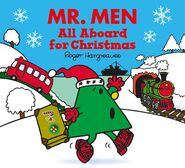 Mr. Men All Aboard For Christmas cover