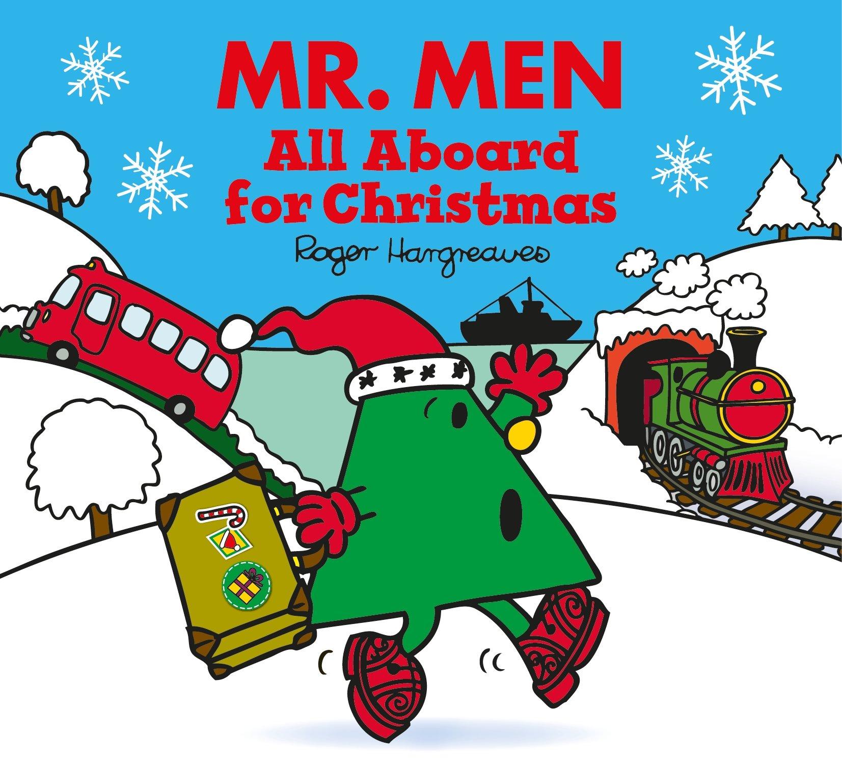 Mr. Men - All Aboard for Christmas