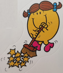 Little Miss Tidy Cleaning Stars