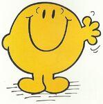 Mr Happy 2A