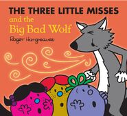 The Three Little Misses and the Big Bad Wolf cover