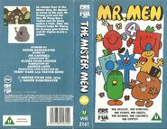 Mr Men Volume 4 VHS