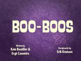 Boo-Boos