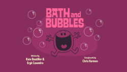 Bath and Bubbles Title Card.png