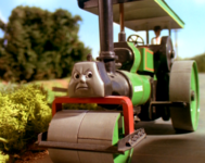 George the Steamroller