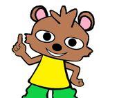 Banjo The Rapping Bear