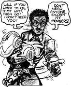 Baxter Stockman -original 80s comic