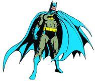 Batman - comic book version