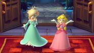 Peach and Rosalina