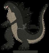 Godzilla 2019 redesign by pyrus leonidas-dd7qo60