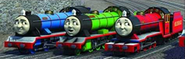 Arlesdale Railway Engines