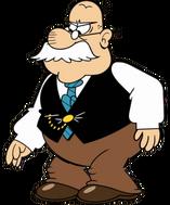 Mr. Grouse
