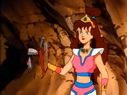 Princess Lana Spinning the Zapper 2