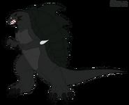 Gamera redesign by pyrus leonidas-da1jn3n