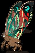 Mothra 2019 redesign by pyrus leonidas-dd7wo0c