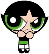 Buttercup angry