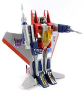 G1 Starscream toy