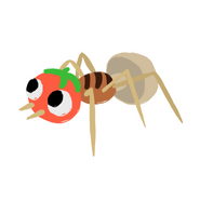 Shishkabug sticker