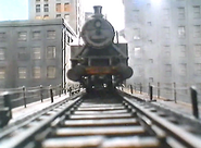 The goods train