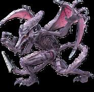 SSB Ultimate Ridley render