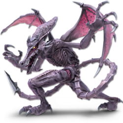 SSB Ultimate Ridley render.png