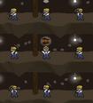 Miner found chest